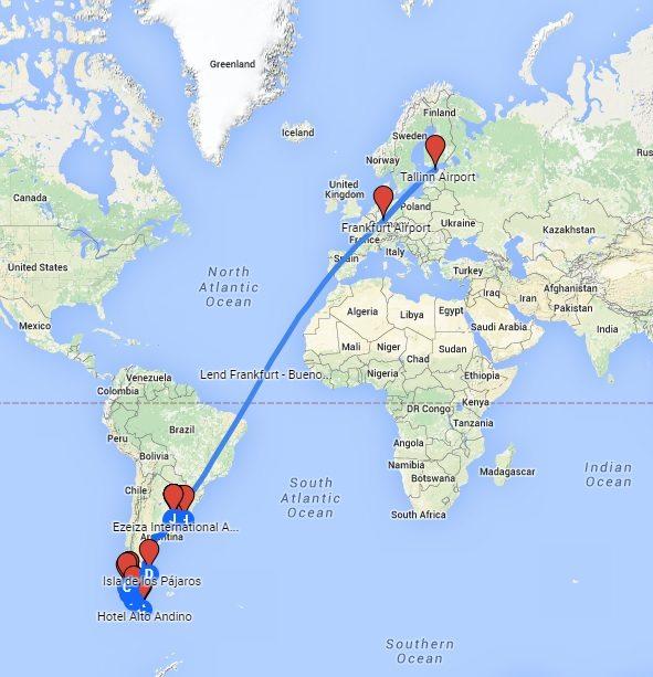 1625 Lõuna-Ameerika