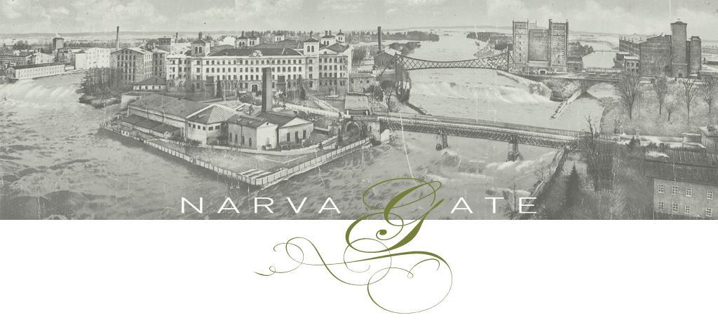 Narva Gate logo