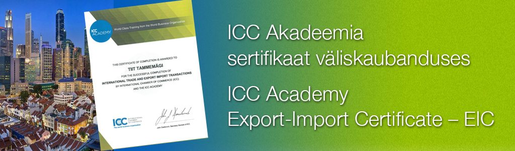 ICC sertifikaat