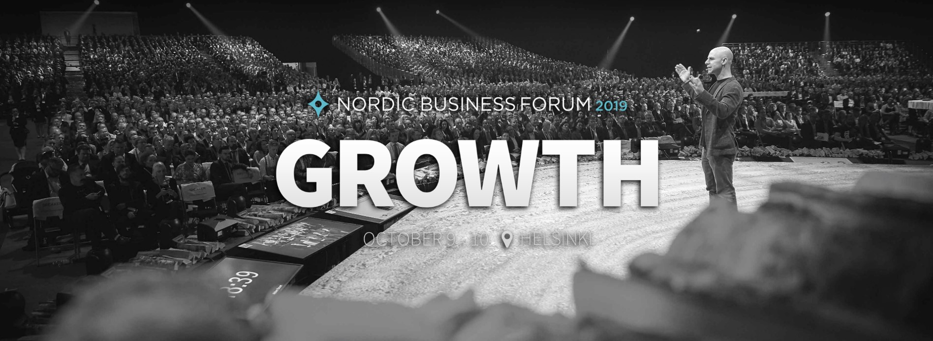 Nordic Business Forum 2019